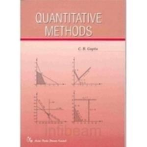 Quantitative Methods: C.B. Gupta