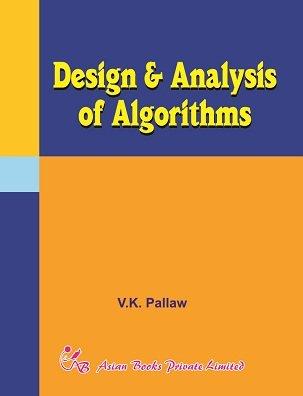Design and Analysis of Algorithms: V.K. Pallaw