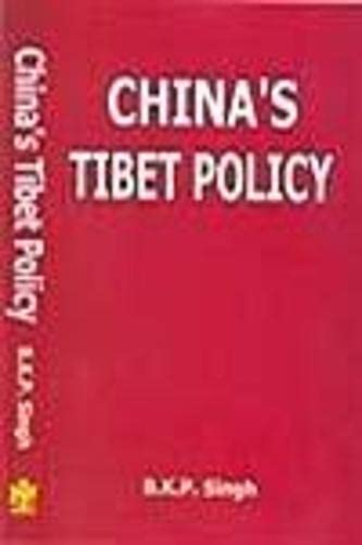 9788184201970: China's Tibet Policy
