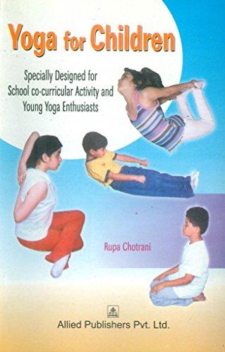 9788184244458: Yoga for Children