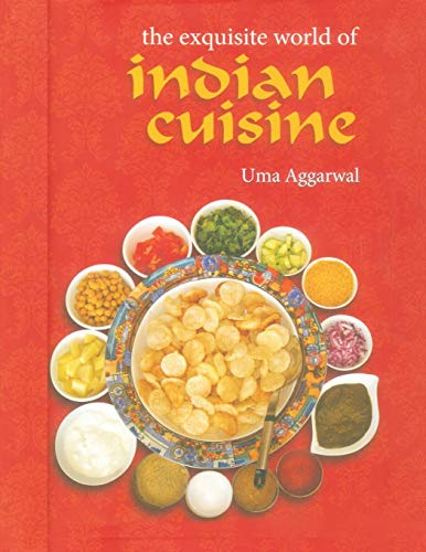 9788184244748: the exquisite world of Indian Cuisine