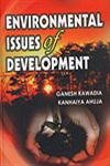 9788184290387: Environmental Issues of Development