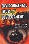 Environmental Issues of Development: Ganesh Kawadia and Kanhaiya Ahuja