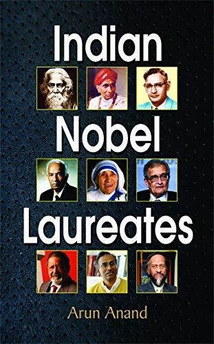 Indian Nobel Laureates: Anand Arun