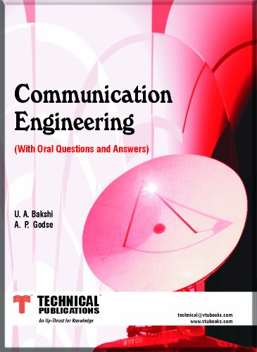 9788184310894: Communication Engineering-With Oral Questions And Answers, 6/E Pb