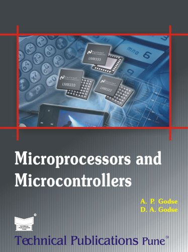 9788184312973: Microprocessors & Microcontrollers