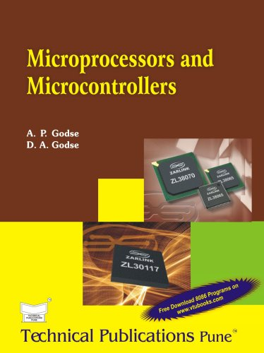9788184313284: Microprocessors & Microcontrollers