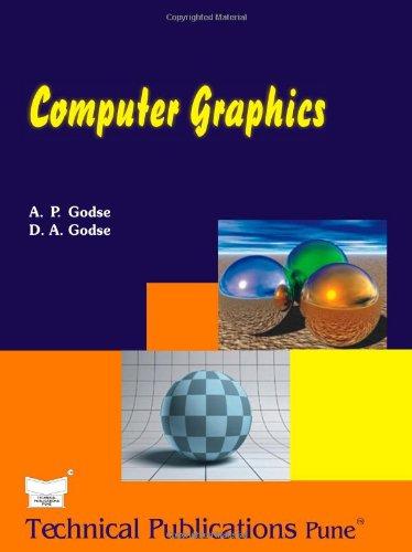 9788184313352: Computer Graphics
