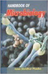 9788184350807: Handbook of Microbiology