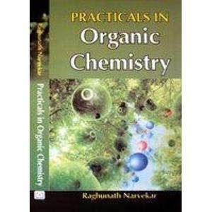 9788184350920: Practicals in Organic Chemistry