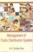 Management of Public Distribution System: K. V. Subba