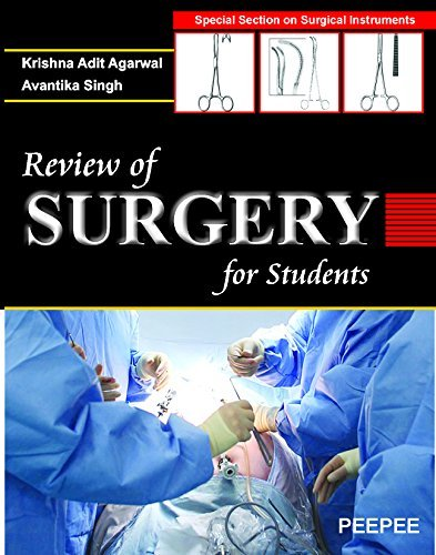Review of Surgery for Students: Krishna Adit Agarwal,