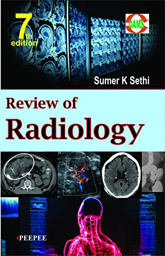 9788184451986: DAMS Review of Radiology-7th edition