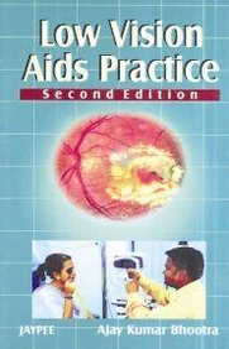 9788184480436: Low Vision AIDS Practice,2/E,2007