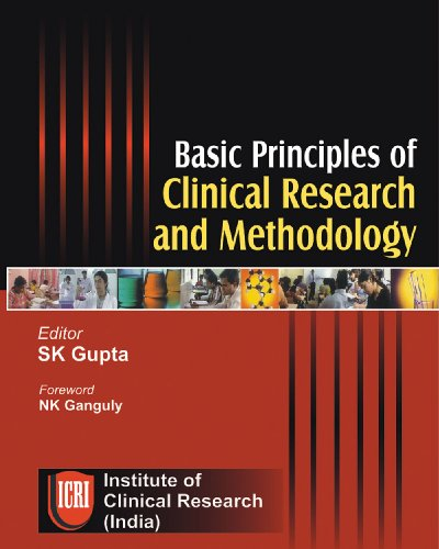 9788184480863: Basic Principles of Clinical Research and Methodology