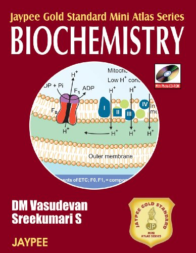 9788184481334: Jaypee Gold Standard Mini Atlas Series: Biochemistry