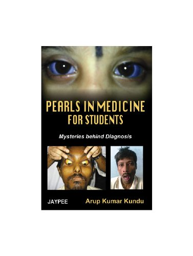 9788184482690: Pearls in Medicine for Students Mysteries Behind Diagnosis