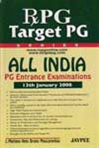 Rxpg 2008 Target Pg All India Pg Entrance Examinations 13th Jan 2008: Bruno