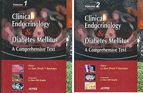 9788184483475: Clinical Endocrinology and Diabetes Mellitus (2 Vols.)