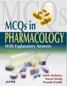 9788184483871: Pharmacology MCQS with Explanatory Answers