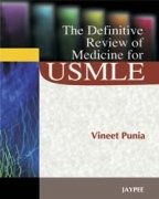 9788184485271: Definitive Review of Medicine for USMLE