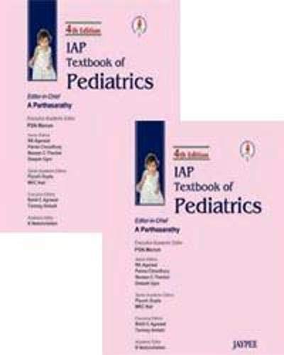 IAP Textbook of Pediatrics (2 Vols) (: Parthasarthy