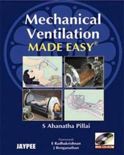 MECHANICAL VENTILATION MADE EASY WITH CD-ROM: PILLAI,SA