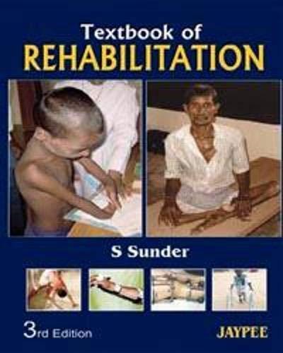 Textbook of Rehabilitation ( 3rd Edition ): Sunder