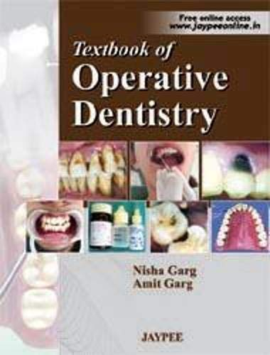9788184487756: Textbook of Operative Dentistry