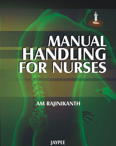 9788184488159: Manual Handling for Nurses