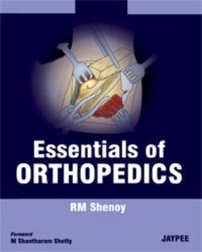 9788184488388: Essentials of Orthopedics