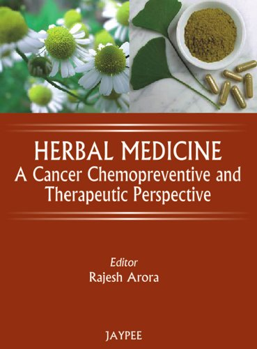 9788184488418: Herbal Medicine: A Cancer Chemopreventative and Therapeutic Perspective