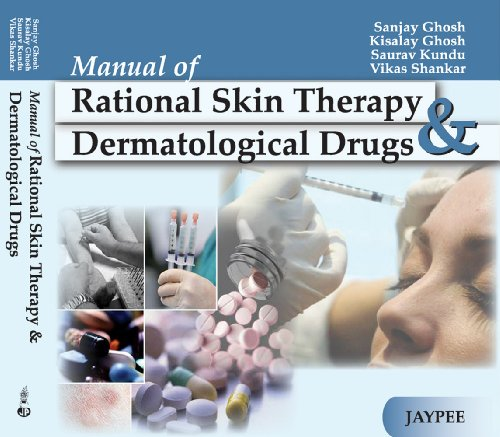 9788184489453: Manual of Rational Skin Therapy & Dermatological Drugs