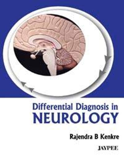 9788184489477: Differential Diagnosis in Neurology