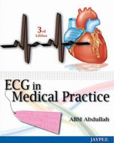 9788184489682: ECG in Medical Practice