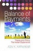 Balance of Payments: Karmakar Asim K.