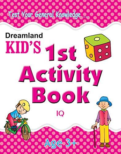 9788184513677: 1st Activity Book - IQ
