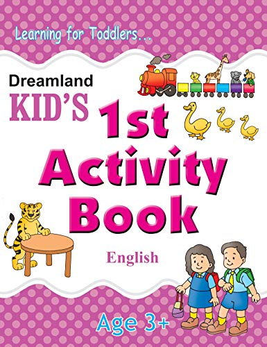 KIDS 1ST ACTIVITY BOOK ENGLISH
