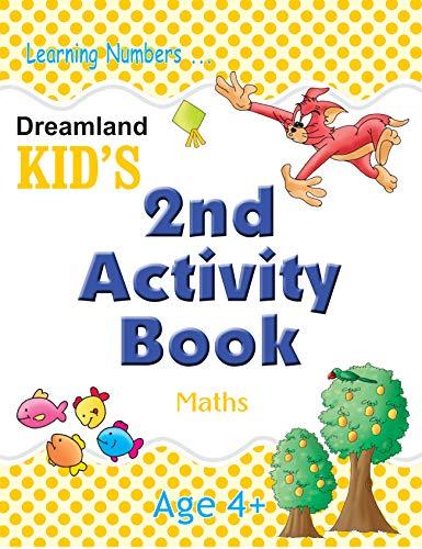 9788184513745: 2nd Activity Book - Maths