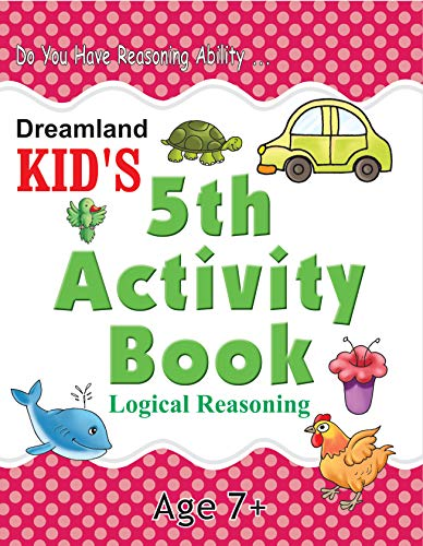 9788184516555: 23 kIDS 5TH aCTIVITY 7+ lOGICAL REASONING
