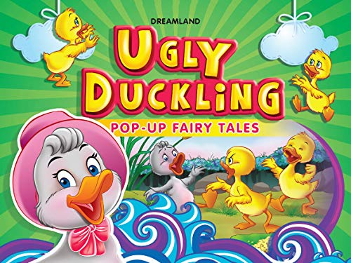 9788184517248: The Ugly Duckling (Pop Up Fairy Tales)