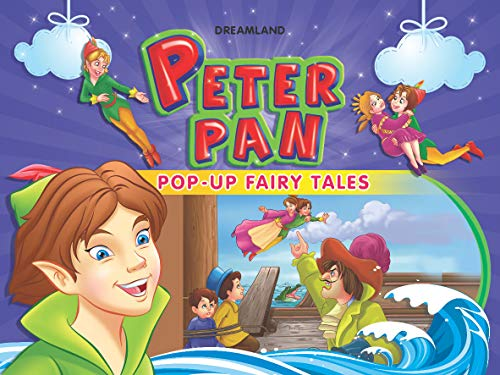 9788184517286: Peter Pan (Pop-Up Fairy Tale Books)