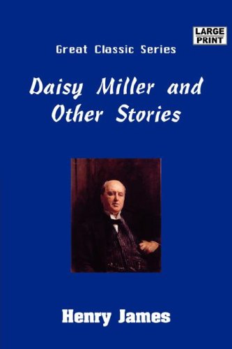 9788184562286: Daisy Miller and Other Stories