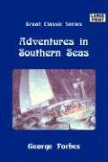 9788184567984: Adventures in Southern Seas (Large Print)