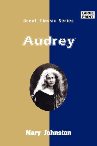 9788184568035: Audrey (Large Print)