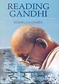 Reading Gandhi: Chadda Kusum Lata