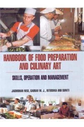 Handbook of Food Preparation and Culinary Art: Jagmohan Negi, Gaurav