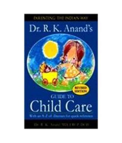 9788184620085: Guide To Child Care