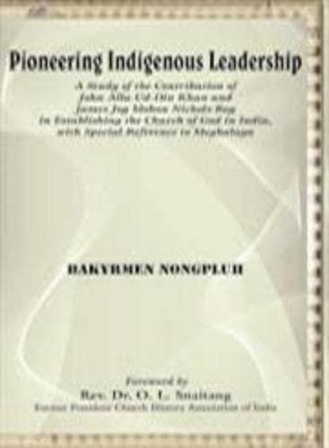 Pioneering indigenous leadership : a study of