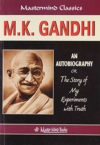 9788184682052: The story of my experiments with truth,
